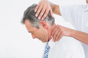 Diagnose Bandscheibenvorfall an der Halswirbelsäule