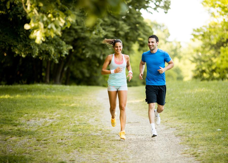Rückenschmerzen beim Laufen vermeiden