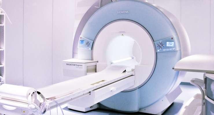 Kernspintomographie – MRT Untersuchung an der Wirbelsäule