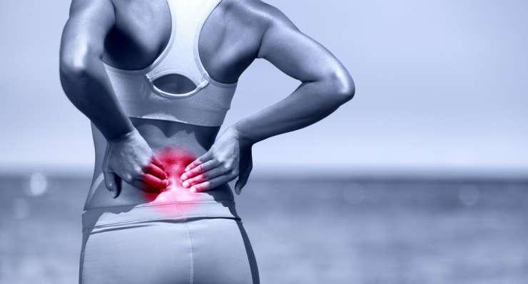 Wochenendberatung bei Rückenschmerzen
