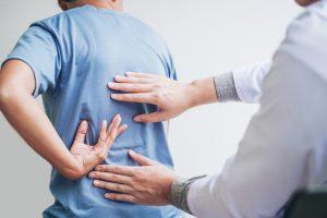 Wirbelsäulenchirurg - Rückenschmerzen