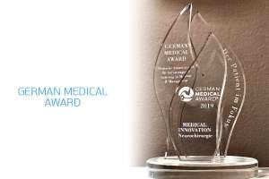 German Medical Award 1. Platz