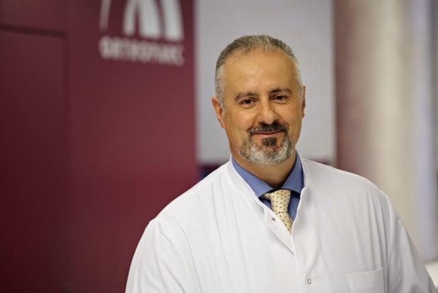 Dr. Charilaos Christopoulos Wirbelsäulenchirurg